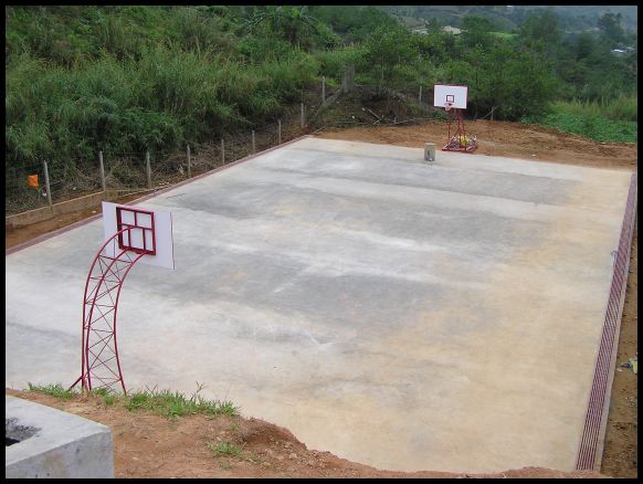 PCM Basketball Court